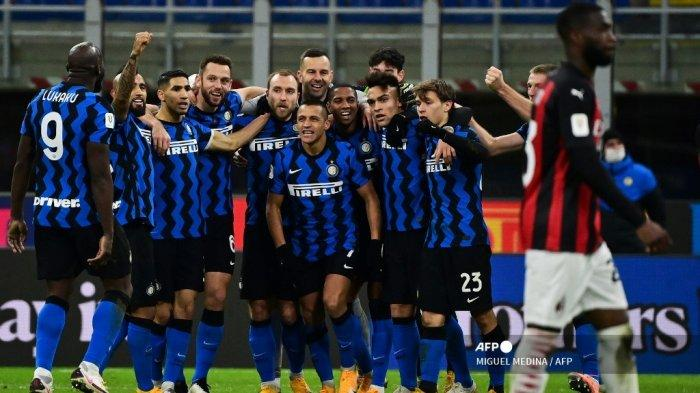 Juventus KO di Liga Champions, Inter Milan Haram Bicara soal Gelar Scudetto Liga Italia