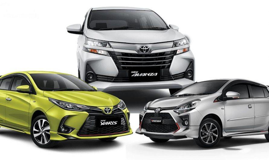 Promo Toyota Tangerang, Keunggulan Mobil Toyota